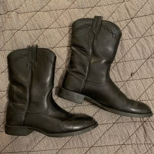 Ariat boots, good condition